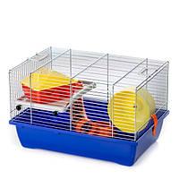 Клетка для грызунов TEDDI lux G103H цинк. Интер-зоо
