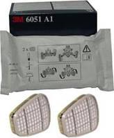 Фильтр от органических газов и паров 3M, уровень защиты А-1