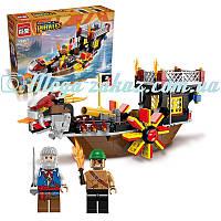 "Конструктор Brick (Брик) Legendary Pirates ""Сын морей"": 345 деталей, 2 фигурки"