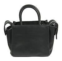 Черная женская сумка маленькая