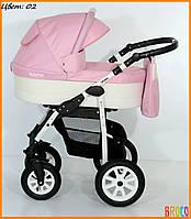 Детская коляска VERDI LASER 2 в 1 02