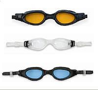 Очки для плавания 55692 Intex Возраст 14+