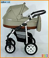 Детская коляска VERDI LASER 2 в 1 12