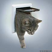 Дверца для кота Trixie Way Cat Flap (38601)