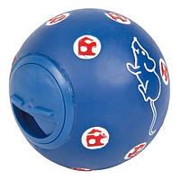 Trixie Пластмассовый Мяч для лакомства, игрушка для котов, o 7,5 см.