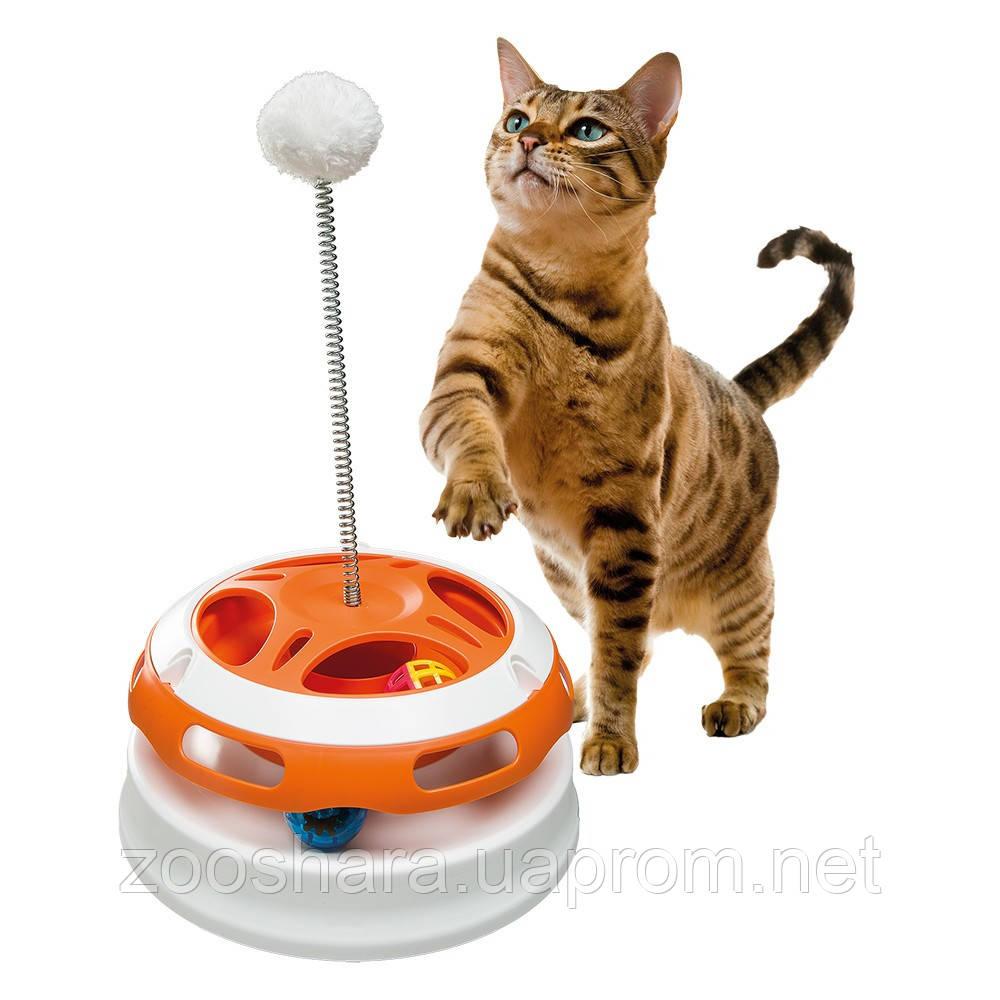 Ferplast VERTIGO Интерактивная игрушка для кошек, O 24 x 36,5 см.