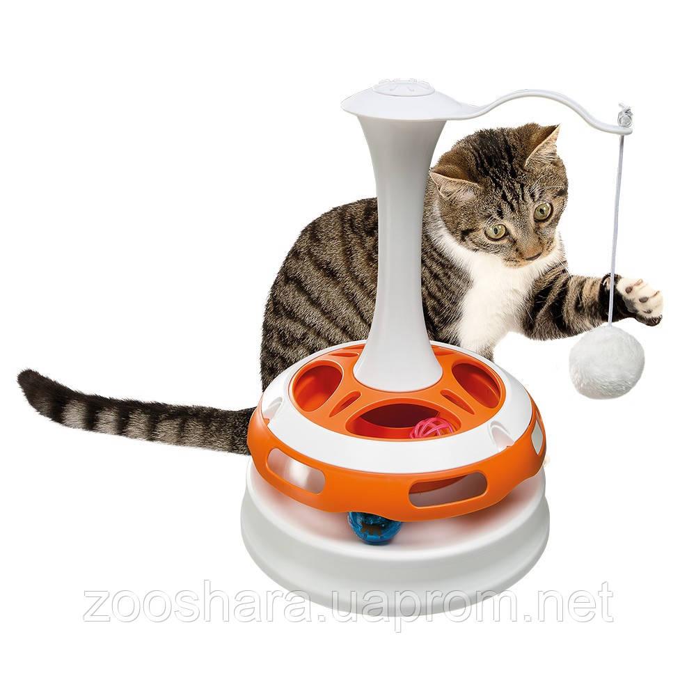 Ferplast TORNADO Интерактивная игрушка для кошек, O 24 x 34 см.