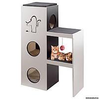 Ferplast NAPOLEON игровой комплекс для кошек, 78,5 x 40 x h 115 см.