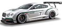 Машинка на радиоуправлении Bentley Continental GT3