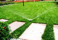Автоматический полив газона (монтаж и проектирование), фото 1