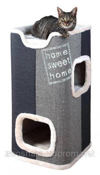 Trixie Домик-башня для кошки Jorge Cat Tower, 78 см