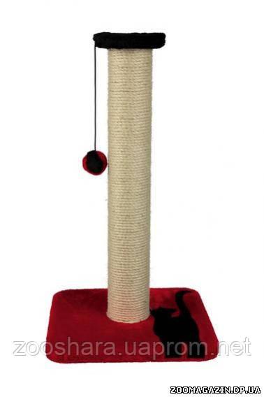 """Когтеточка для кошек Trixie TX-43329 """"Mendi"""" столбик, 61 см."""