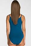 Термобелье женское боди на тонких бретелях, фото 4
