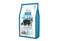 Brit Care Cat Tobby I am a Large Cat 7 kg - для кошек крупных пород