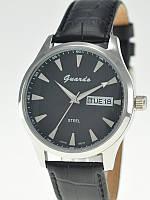 Мужские  часы GUARDO S00539A.1 чёрный