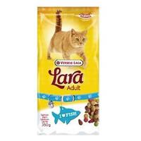 Lara ЛОСОСЬ (Salmon) сухой корм для активных котов 10 кг