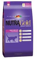Nutra Gold HOLISTIC (НУТРА ГОЛД ХОЛИСТИК) Finicky Adult Cat - сухой корм для привередливых котов, 18.4кг