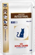 Упаковка Gastro intestinal Cat 100гр