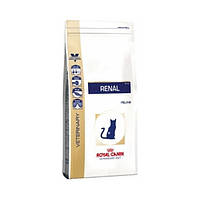 Royal Canin (Роял Канин) Renal cat RF23 2кг (Диета для кошек при хронической почечной недостаточности)