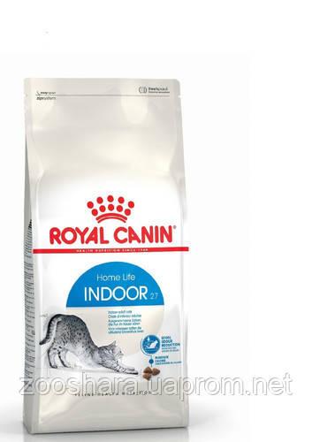 Royal Canin (Роял Канин) Indoor 27 10кг (от 1 до 10лет)