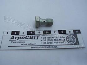 Болт-штуцер М10*1,0 х 18 (под 1 наконечник), ЭФП-8101627-А