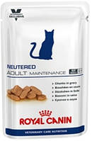Royal Canin Neutered Adult Maintenance cat 100 г — консервы для взрослых стерилизованных кошек возрастом до 7