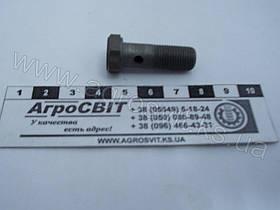 Болт-штуцер М10*1,0 х 30 (под 1 наконечник), 240-3509233