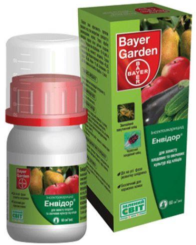 Инсектицид ЭНВИДОР,  60мл. Bayer ( Просрочен )