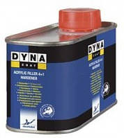 Отвердитель для грунта DYNA Filler 4 + 1 Hardener (0.75л)