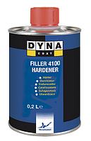 Отвердитель для грунта DYNA Filler 4100 Hardener (0.2л)