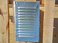 Металлические оцинкованные жалюзи 150*150