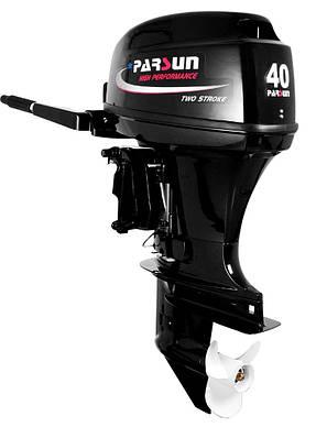 Подвесной лодочный мотор Parsun T40 2-х тактный