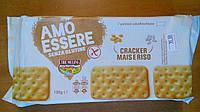 Печенье-крекеры без глютена, 190 г, Tre Mulini, Италия