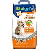 Biokat's Orange - Комкующийся наполнитель для кошачьего туалета 5кг