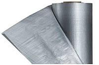 Гидробарьер не армированный серый  1,5*50 75кв.м