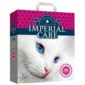 IMPERIAL CARE (Империал) с BABY POWDER ультра-комкующийся наполнитель в кошачий туалет, 6 кг