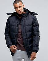 Парка\куртка D-Struct - Holt Black (мужская/чоловіча) Зима