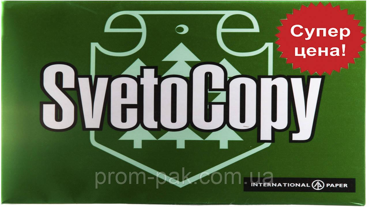 Офисная бумага  Sveto Copy  A4 пл 80  500лис