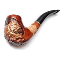 "Трубка для курения табака ""Cказка"" Кошка на дереве"