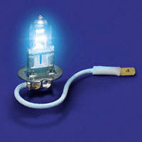 Osram Галогеновые лампы Osram H3 Cool Blue Intense 12V 55W 64151CBI Duo