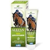 Alezan (Алезан) крем для суставов для лошадей, 100 мл.