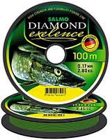 Леска Salmo Diamond Exelence 0,32mm 150m