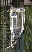 Savic БУТЫЛКА (Glass Bottle) с креплением в клетку (объем 1 л)