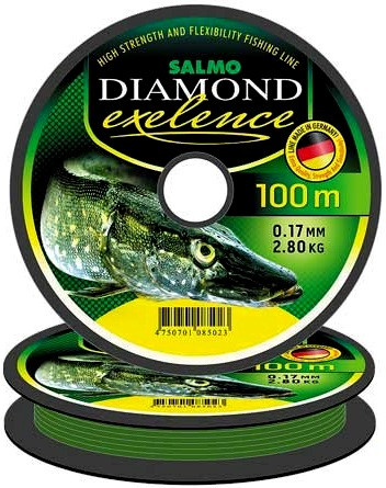 Леска Salmo Diamond Exelence 0,32mm 100m