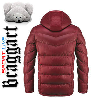 Зимняя куртка Braggart на меху, фото 2
