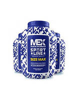 Купить гейнер Mex Nutrition Size Max, 2.72 kg