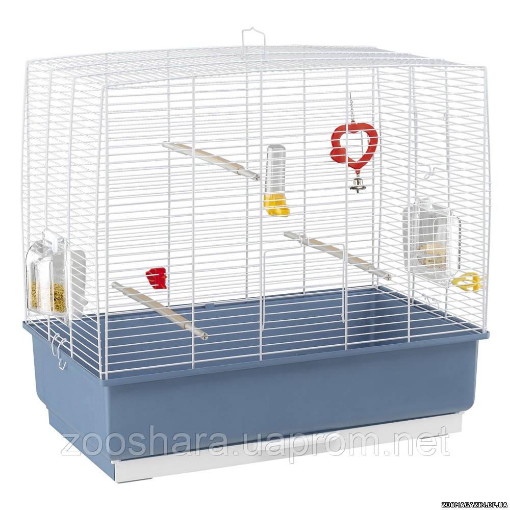 Ferplast REKORD 4 клетка для мелких птиц, 60 x 32,5 x h 57,5 см.