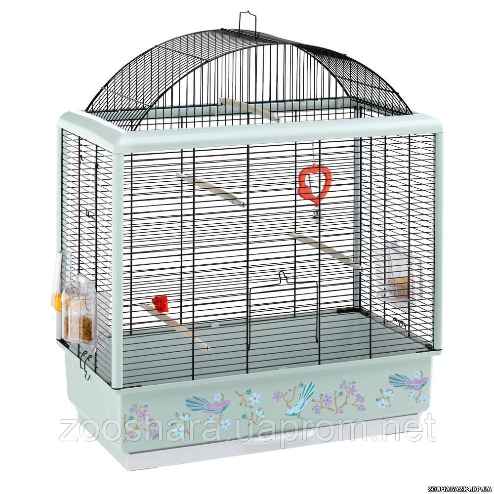 Ferplast PALLADIO 4 DECOR клетка для птиц мелких пород, 59 x 33 x h 69 см.