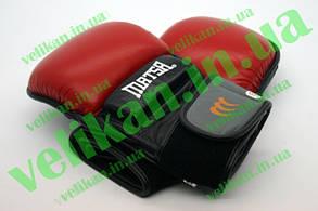 Перчатки для смешанных единоборств MMA Кожа Matsa XL