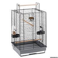Ferplast MAX 4 клетка для крупных попугаев, 50 x 50 x h 75 см.
